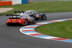Timo Scheider, Audi Sport Team Phoenix Audi RS 5 DTM, Edoardo Mortara, Audi Sport Team Abt Audi RS 5
