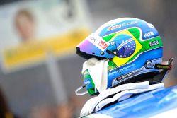 Augusto Farfus, BMW Team RBM BMW, BMW M4 DTM, Helm