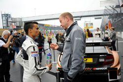 Pascal Wehrlein, gooix Mercedes AMG, Mercedes DTM AMG C-Coupé