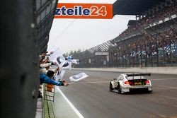 Champion 2014, Marco Wittmann, BMW Team RMG BMW M4 DTM finishes sixth