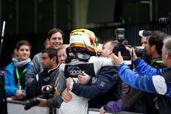 Vincitore Pascal Wehrlein, Mercedes AMG DTM-Team HWA DTM Mercedes AMG C-Coupé