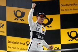 Vencedor Pascal Wehrlein, Mercedes AMG DTM-Team HWA DTM Mercedes AMG C-Coupé