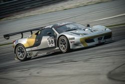 #38 Spirit of Race Ferrari 458 Italia GT3: Rui Aguas and Nasrat Muzayyin