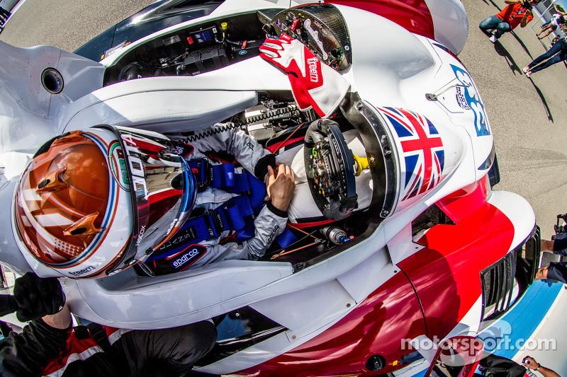 #38 Jota Sport Zytek Z11SN 日产: 西蒙·多兰, 哈里·丁科内尔, 菲利普·阿布奎基