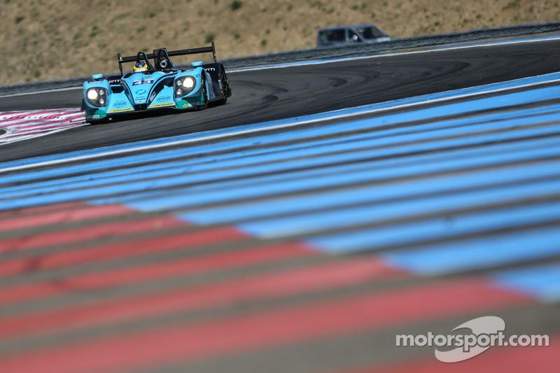 #43 Morand Racing 摩根 Judd: 加里·赫希, 皮埃尔·拉盖, 克里斯蒂安·克莱恩
