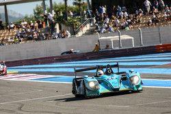 #43 Morand Racing Morgan Judd: Gary Hirsch, Pierre Ragues, Christian Klien takes the win