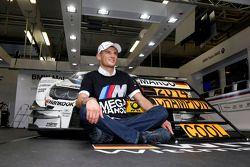 Champion 2014, Marco Wittmann, BMW Team RMG BMW M4 DTM
