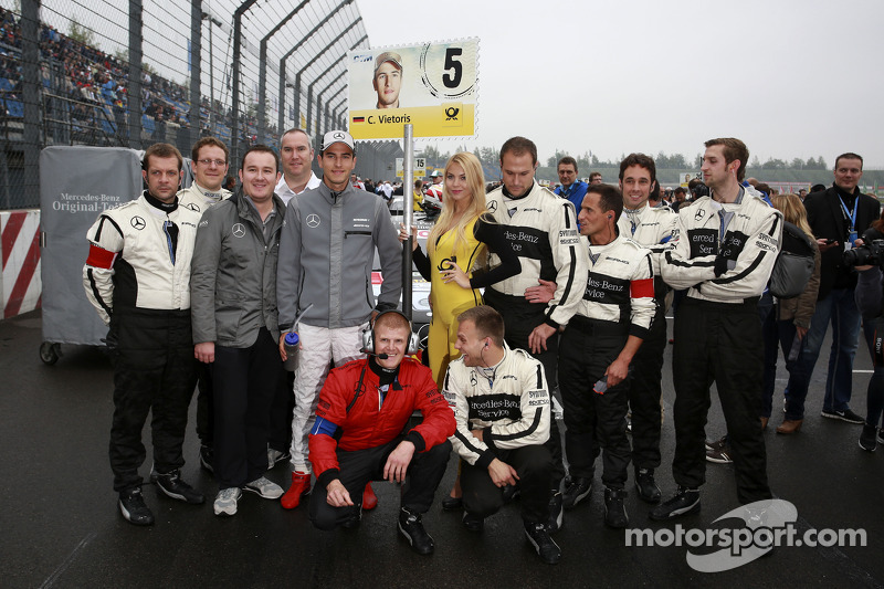 Christian Vietoris, Mercedes AMG DTM-Takımı HWA DTM Mercedes AMG C-Coupé ve mekanikeri