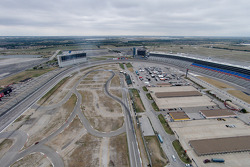 Panoramica del Texas Motor Speedway