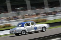 1958 Mercedes-Benz 220S: Brian Redman