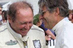 Jochen Mass et Alain de Cadenet