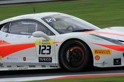 Massimiliano Bianchi, Kessel Racing