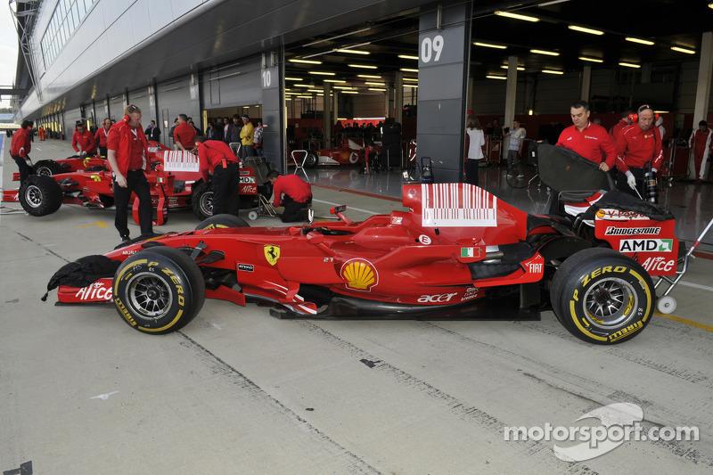 F1 Clienti Ekranı