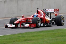 Marc Gene, Scuderia Ferrari