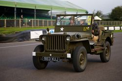 U.S. WWII Jeep