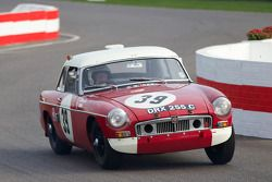 Barry Sidery-Smith - 1964 - MGB 'Le Mans'