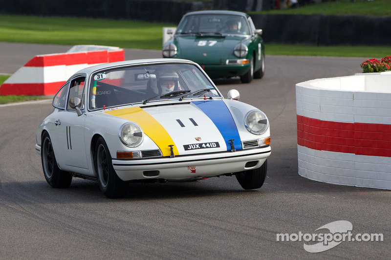 Classic 911 at Goodwood