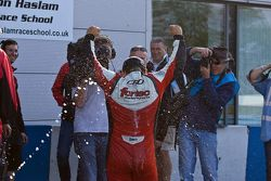 Martin Cao vincitore