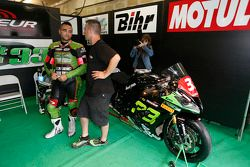 #33 Kawasaki: David Perret, Julien Pilot, Emeric Jonchiere, Enguerrand Lebec