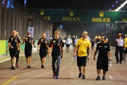Charles Pic, Lotus F1 Team sur le circuit
