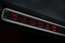 Detalle de radio de equipo de McLaren