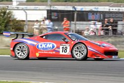 Gary Eastwood, Ollie Hancock, FF Corse