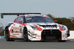 Chris Hoy, Wolfgang Reip, Nissan GT Academy Team RJN