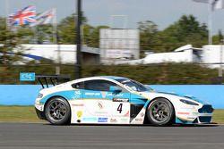 Ahmad Al Harthy, Michael Caine, oman Racing Team