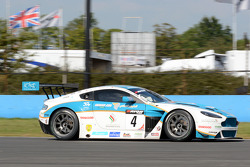 Ahmad Al Harthy, Michael Caine, oman Racing Team