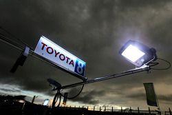 Toyota Hybrid signage