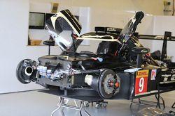 #9 Lotus CLM P1/01 - AER: Christophe Bouchut, James Rossiter, Lucas Auer