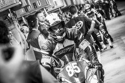 #85 Kawasaki: Stephane Gaufreteau, Johann Mace, Etienne Bergeron, Aurelien Grelier