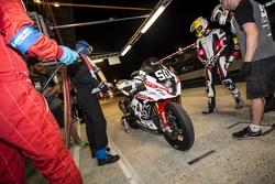 #50 Suzuki: Gregory Fastre, Michael Savary, James Storrar