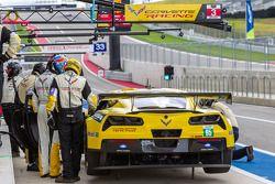 #65 Corvette Racing Chevrolet Corvette C7.R: Ricky Taylor, Jordan Taylor, Tommy Milner