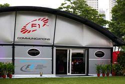 F1 Communications Hub