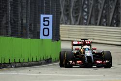 罗曼·格罗斯让,路特斯F1赛车E22