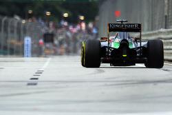 尼克·胡肯伯格, 印度力量F1 VJM07赛车