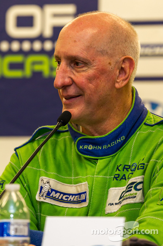 Krohn Racing annonce son engagement en LMP2