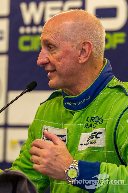 Krohn Racing LM P2 aankondiging