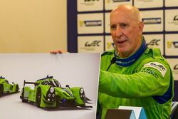 Krohn Racing LM P2 announcement