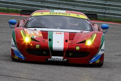 #81 AF Corse Ferrari F458 Italia: Luis Perez Companc, Marco Cioci, Mirko Venturi