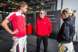 Nico Müller et Rahel Frey
