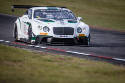 #8 M-Sport Bentley Bentley Continental GT3: Jérôme D'Ambrosio, Duncan Tappy, Antoine Leclerc