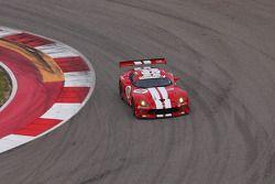 #91 SRT Motorsports Viper: Dominik Farnbacher, Marc Goossens