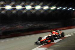 玛鲁西亚F1车队MR03车手马克斯·齐尔顿