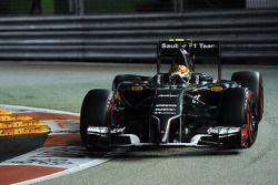 Esteban Gutiérrez, Sauber C33