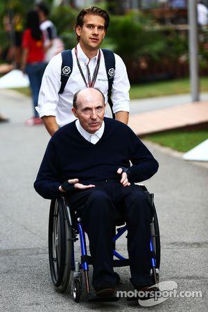 Frank Williams, Williams, Teambesitzer