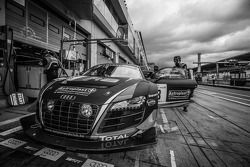 #3 Belgian Audi Club Team WRT Audi R8 LMS Ultra: James Nash, Frank Stippler, Marc Basseng