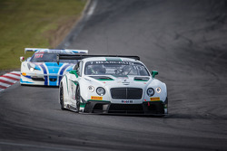 #7 M-Sport Bentley Bentley Continental GT3: Guy Smith, Andy Meyrick, Steven Kane