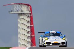 #19 Muehlner Motorsports America 保时捷 911 GT America: 马克·克列宁